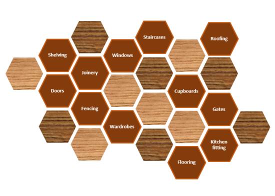 Mark Services Honey comb